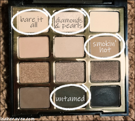 LeahERaven.com | Milani Soft & Sultry Eyeshadow Palette