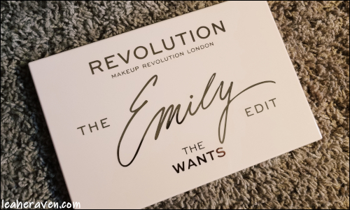 LeahERaven.com | September 2018 Makeup Basket : The Emily Edit - The Wants