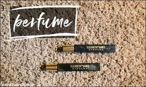 LeahERaven.com | August 2018 Empties: Perfume