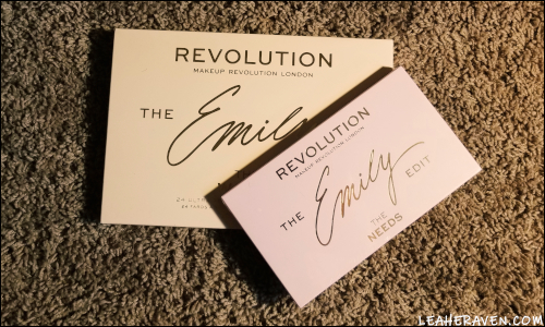 Review: RevolutionXEmily The Emily Edit - The Wants