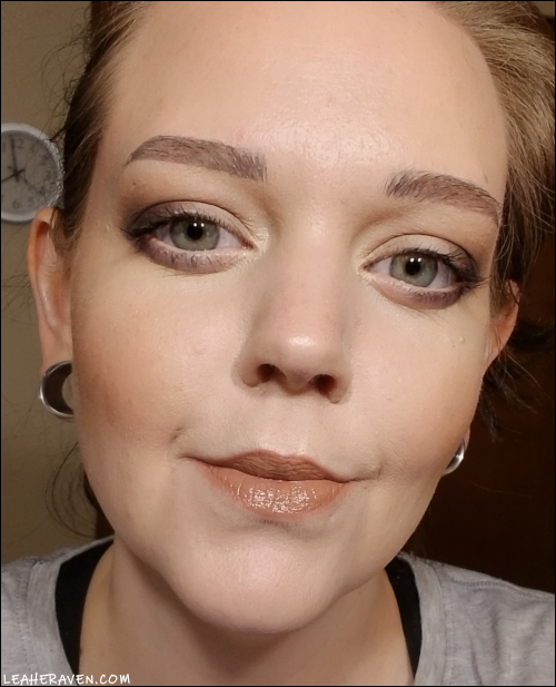 LeahERaven.com | GRWM Using Project Pan Items and SUBCULTURE