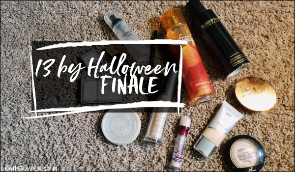 LeahERaven.com | 13 By Halloween Project Pan FINALE