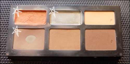 LeahERaven.com | 12 Pans of Christmas Update # 2 - Kat Von D Beauty Shade & Light Contour Palette