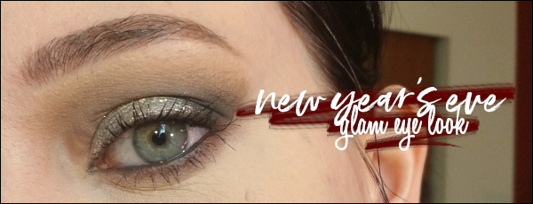 LeahEiden.com | New Year's Eve Glam Eye Look