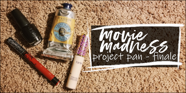 LeahEiden.com | Movie Madness Project Pan FINALE!
